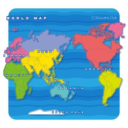 セカイ地図